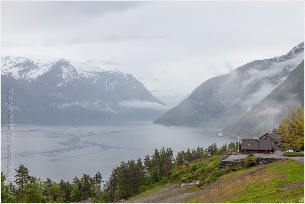 Norway, Fjords
